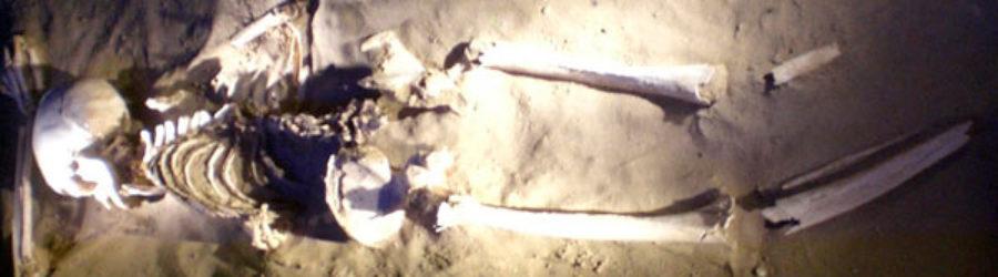 El cadáver Fenicio T-30